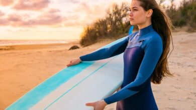 Photo of The Perfect Wetsuit For Surfing with Anns Cottage discount code