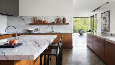 Photo of Types of White Marble Countertops with Unique Features that can Impress Anyone