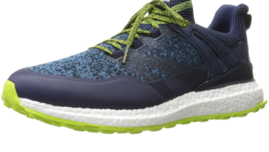 Photo of Full Length Boost Cushioned Golf Shoes