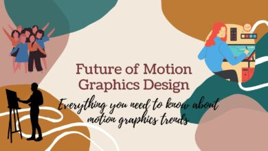 Photo of Future Of Motion Graphics – New Design Trend Alert