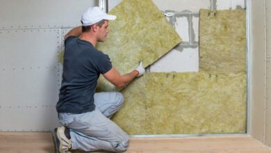 Photo of A Peaceful Life with Acoustic Insulation