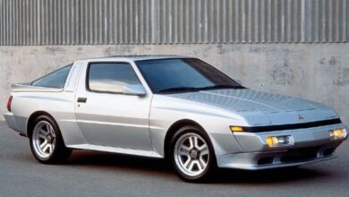 Photo of 10 Things You Didn't Know About Mitsubishi Starion Body Kit