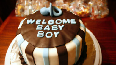 Photo of Top Baby Shower Cake Ideas for Boy