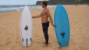 prolonged exposure of your surfboard