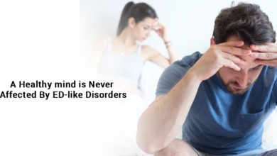 Photo of A healthy mind is never affected by ED-like disorders