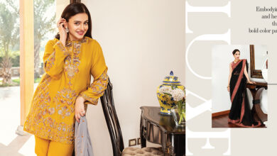 Photo of Flaunt your dress this Eid with Nishat's Luxury Collection 2021