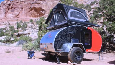 Photo of About the evolution of modern teardrop caravans
