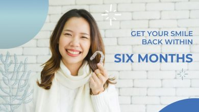 Photo of Invisible Braces : How To Get Your Desired Smile Back Within Six Months