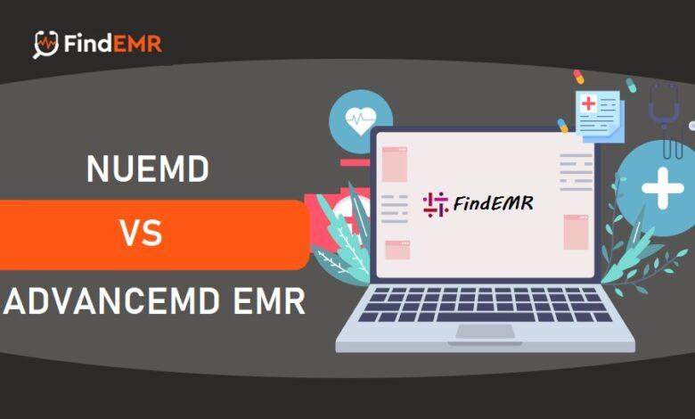 Nuemd Vs AdvancedmD EMR Software