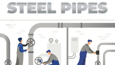 Photo of Proper Maintenance of Steel Pipes