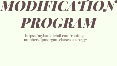 Photo of Chase Bank Loan Modification Program