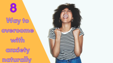 Photo of 8 Way to overcome with anxiety naturally