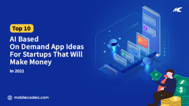 Photo of Top 10 AI-Based On-Demand App Ideas For Startups That Will Make Money In 2021!!