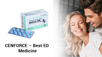 Photo of Cenforce – Best ED Medicine