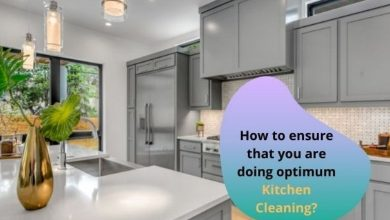 Photo of How to ensure that you are doing optimum Kitchen Cleaning?