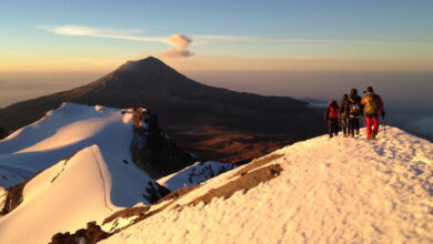 Photo of Volcano Hiking Tour From Mexico