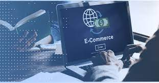 Photo of E-commerce Website