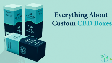 Photo of Everything about Custom CBD Boxes – Super Easy Way to Market Your Brand