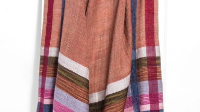 Photo of Contrasts between a scarf, cloak, wrap, and stole