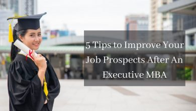 Photo of 5 Tips to Improve Your Job Prospects After An Executive MBA