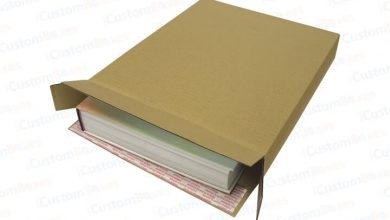Photo of Get the Best Custom Book Boxes Wholesale at ICustomBoxes