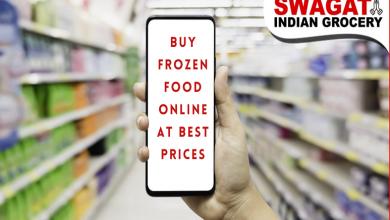 Photo of Buy Frozen Food Online At Best Prices