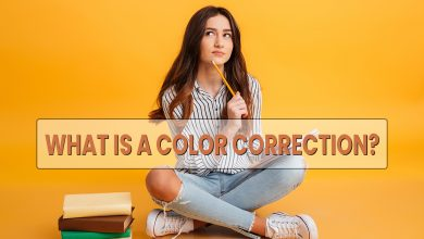 Photo of What is a color correction?