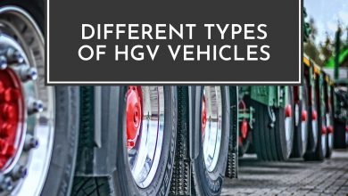 Photo of Different Types of HGV Vehicles!
