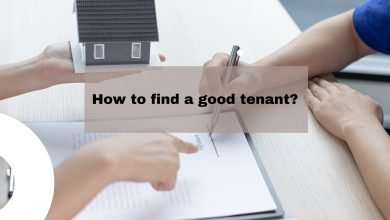 Photo of How to find a good tenant?