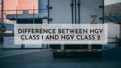 Photo of Difference between HGV Class 1 and Class 2 Permits