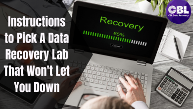Photo of Instructions to Pick A Data Recovery Lab That Won't Let You Down