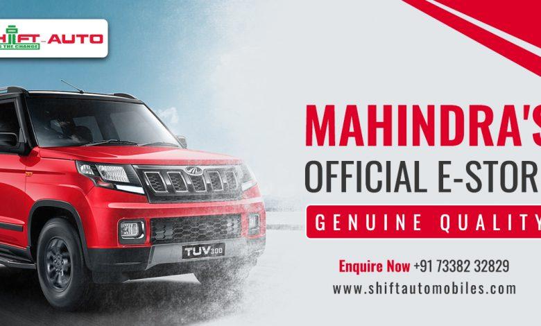 Mahindra Genuine Spare Parts
