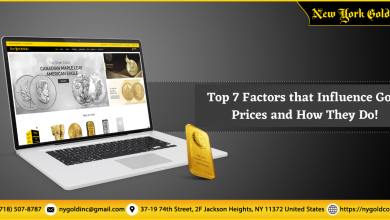 Photo of Top 7 Factors that Influence Gold Prices and How They Do!