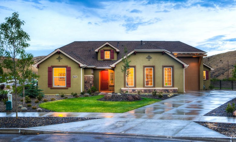 Commercial real estate appraisal or Residential Real Estate Appraisal