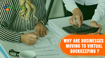 Photo of Why Are Businesses Moving to Virtual Bookkeeping?