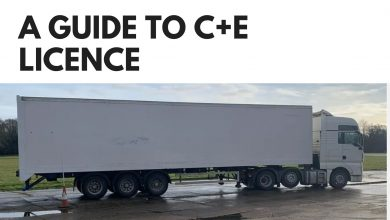 Photo of A Guide to C+E Licence