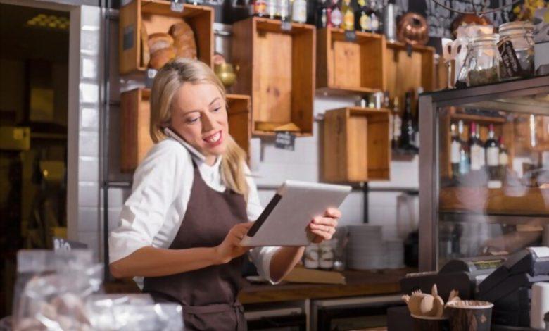 restaurant order taking app