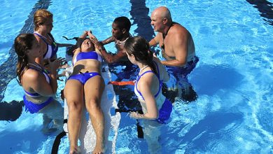 Photo of Control Of Breathing When Swimming & Lifeguard Training