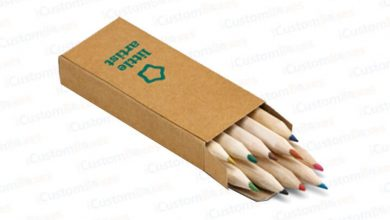 Photo of Get Pencil boxes for Storing Pencils At ICustomBoxes