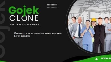 Photo of Grow your business with an app Like gojek