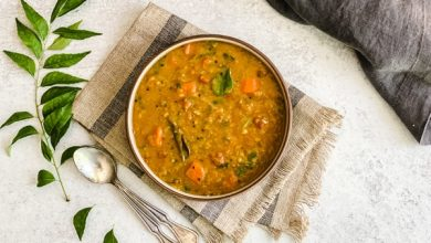 Photo of Sambar Recipe With Many Vegetables, Spices, Lentils