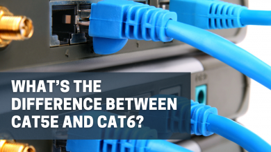 Photo of What's the Difference between CAT5e and CAT6?