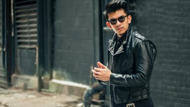 Photo of Different types of fashionable and funky men jackets