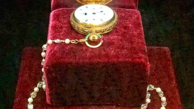 Photo of The pocket watch for women