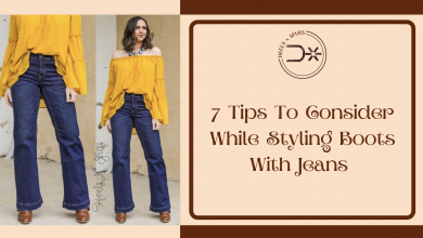 Photo of 7 Tips To Consider While Styling Boots With Jeans