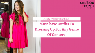 Photo of Must-have Outfits To Dressing Up For Any Genre Of Concert