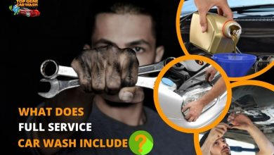 Photo of Car Wash – What Does Full Service Car Wash Include?