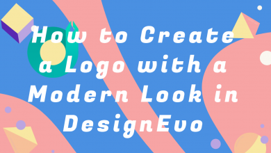 Photo of How to Create a Logo with a Modern Look in DesignEvo
