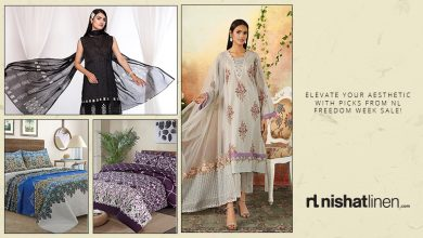 Photo of Nishat Linen has Old World Charm with a Modern Twist to offer this Season.