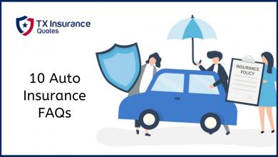 Photo of 10 Auto Insurance FAQs